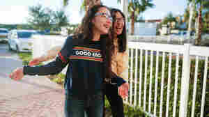 'A New Reality': Students And Teachers From Puerto Rico Start Over In Florida