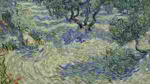 The Grasshopper In The Van Gogh