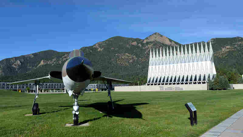 Air Force Academy Cadet Wrote Slur Outside His Own Door, School Says