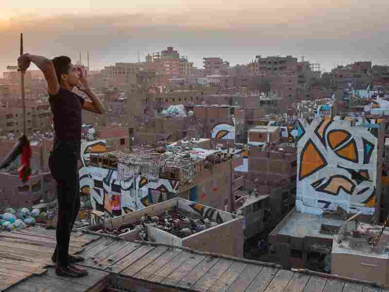 eL Seed: Zaraeeb (Cairo, Egypt)
