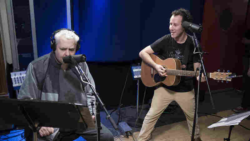 Watch Daniel Johnston Perform 'Try To Love' Live In The Studio