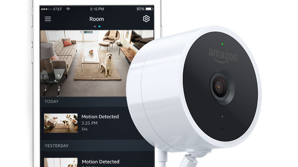 Image for As Amazon Puts Cameras In Homes, Taking Stock Of Meaning Of Privacy Article