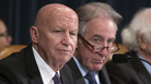 House Ways and Means Committee Chairman Kevin Brady, R-Texas, and Rep. Richard Neal, D-Mass., listen to debate on tax reform on Wednesday.