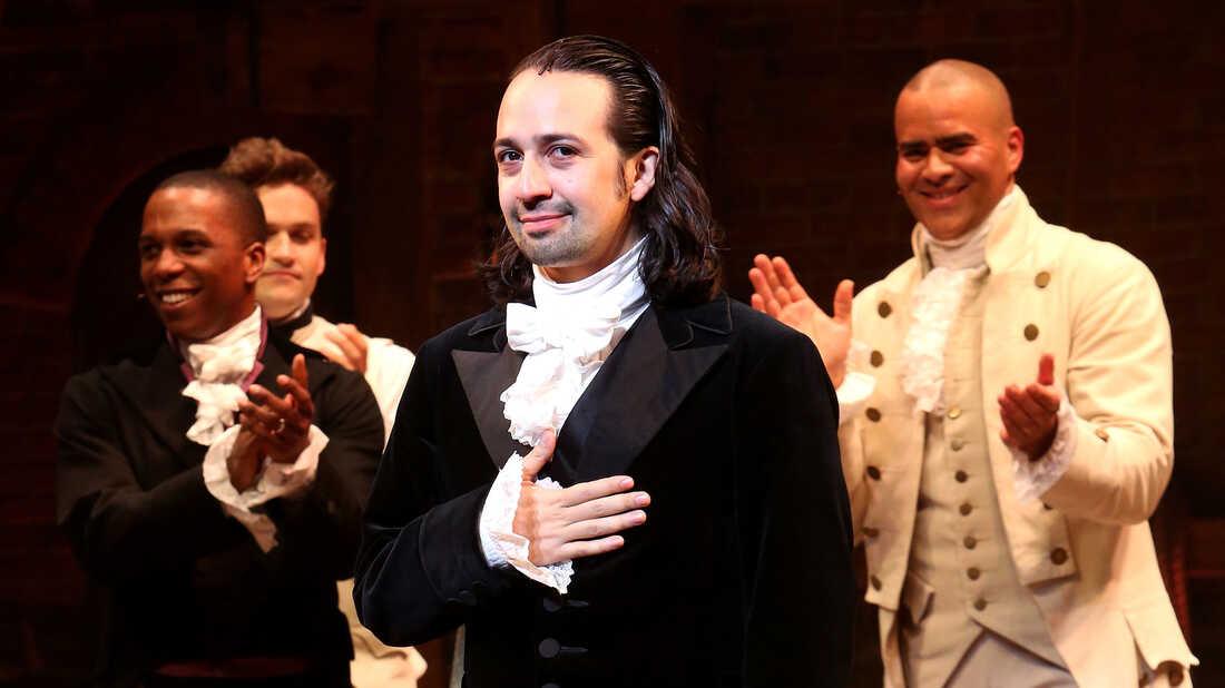 Lin-Manuel Miranda Is Taking 'Hamilton' To Puerto Rico