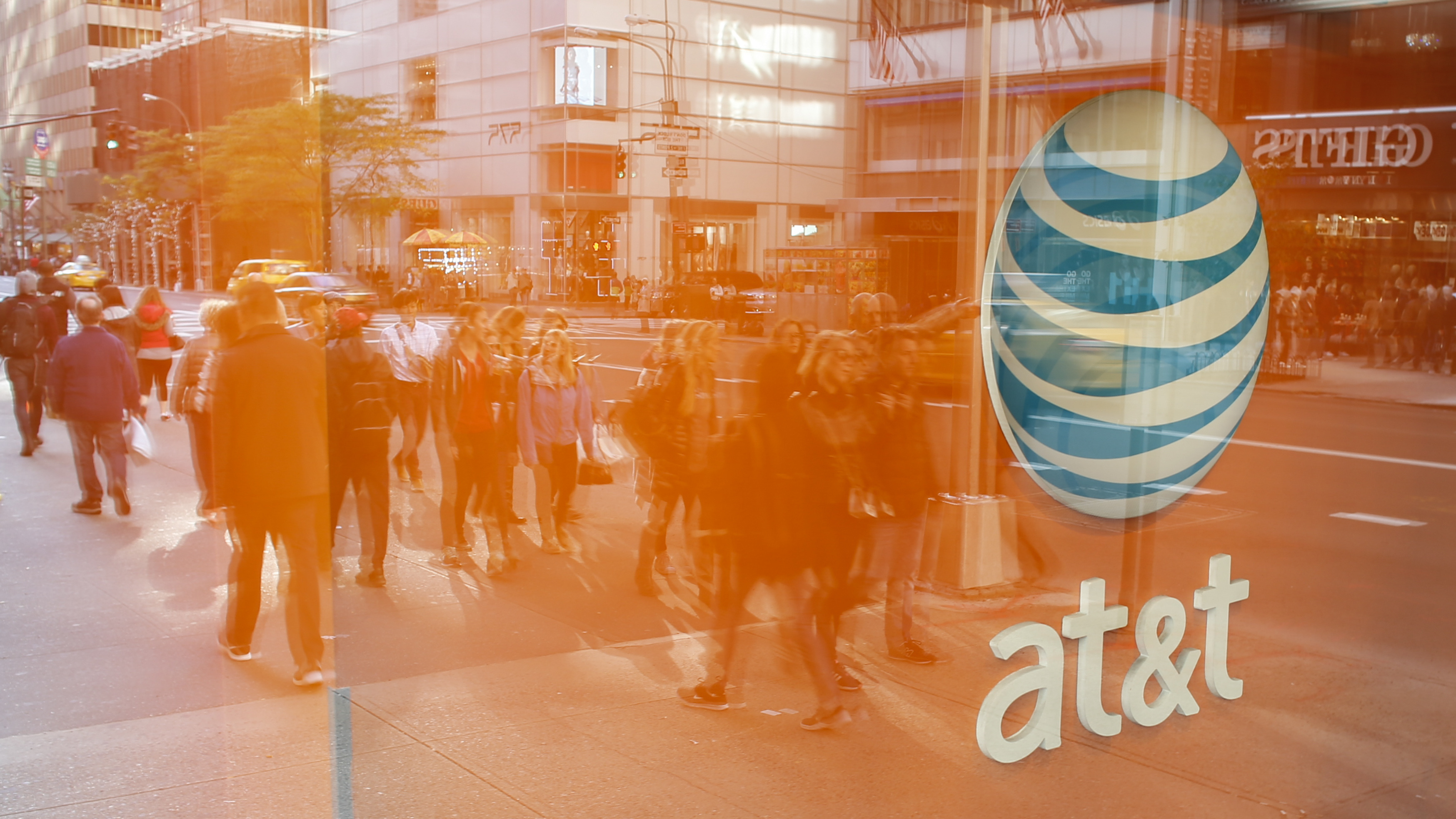 Image for DOJ Set To Block AT&T Takeover Of Time Warner Article