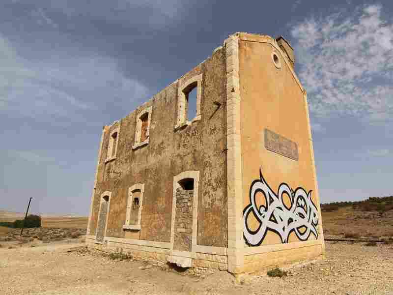eL Seed: Lost Walls (Jerissa, Tunisia)