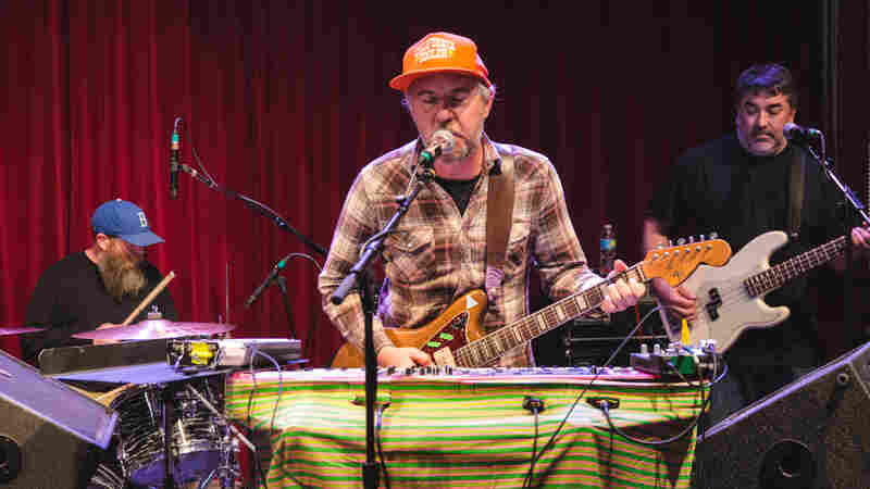 Grandaddy On World Cafe