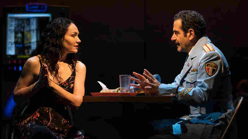 Broadway's 'The Band's Visit' Tells A Story Of Common Ground Between Cultures