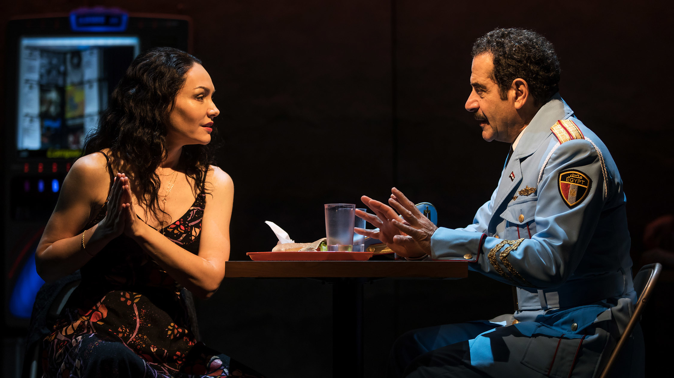 Image for Broadway's 'The Band's Visit' Tells A Story Of Common Ground Between Cultures Article