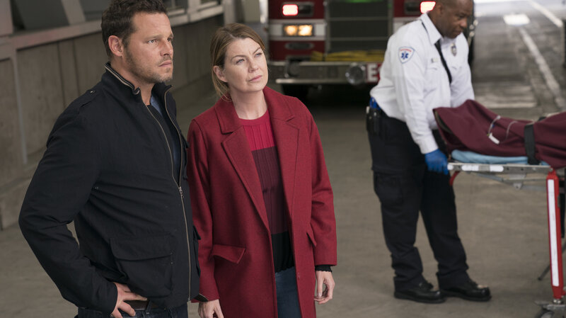 The Case For \'Grey\'s Anatomy,\' 300 Episodes In : NPR