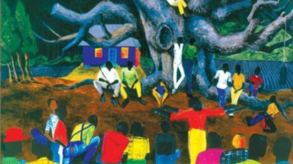 Annotated African American Folktales  Reclaims Stories Passed Down From Slavery