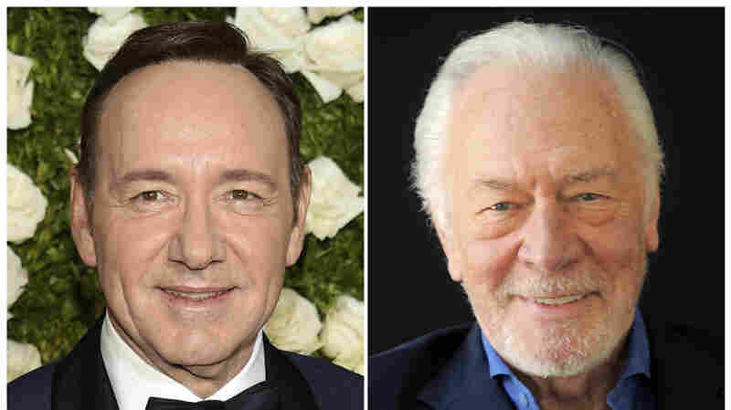 Spacey Cut From Film; Scenes To Be Re-Shot With Actor Christopher Plummer