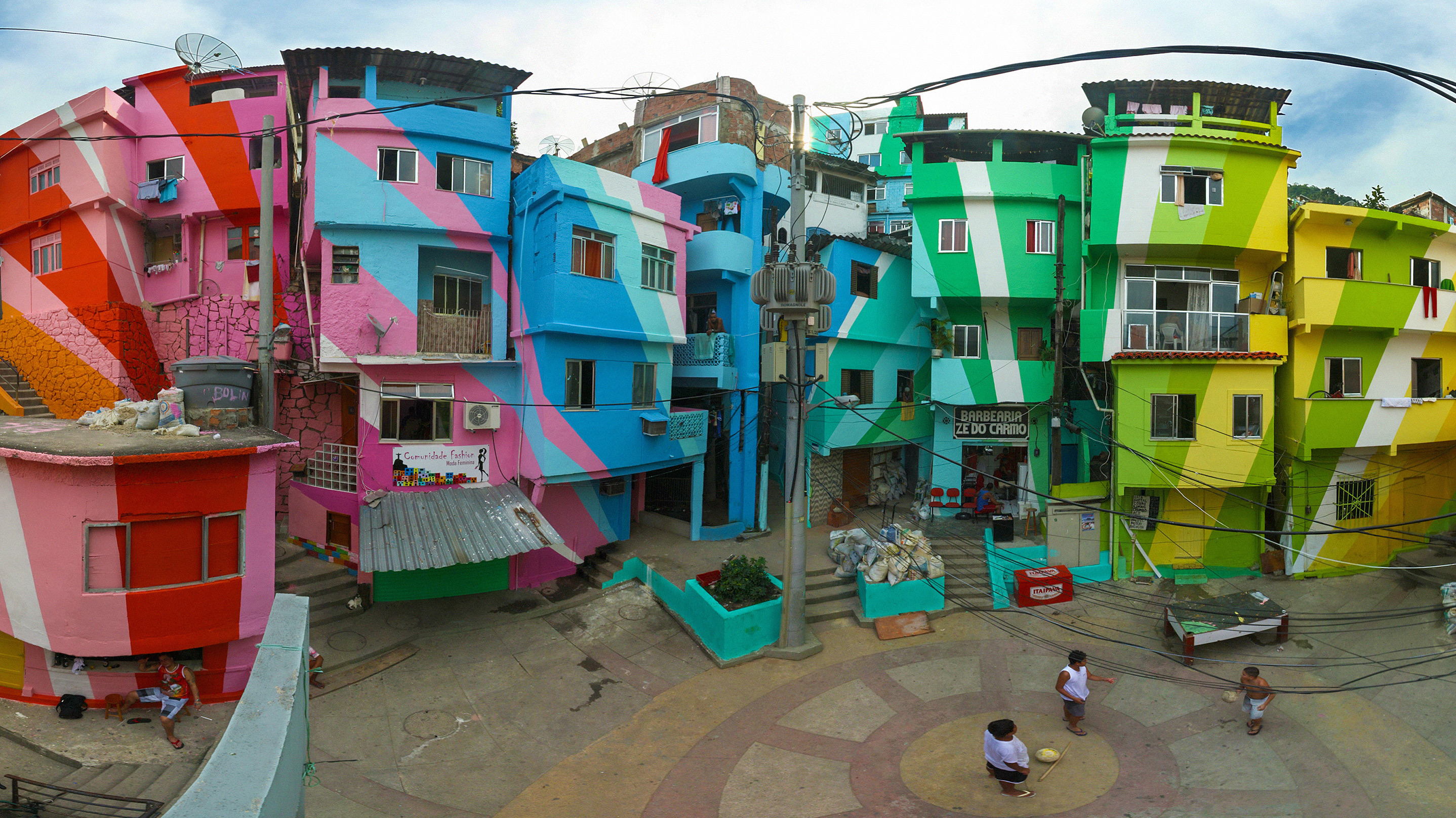 Image for Dre Urhahn: How Can Public Art Projects Transform Rough Neighborhoods? Article