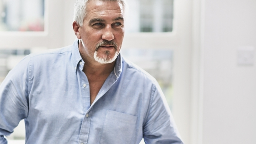 Image for Paul Hollywood Recounts His 'Baker's Life,' From Ginger Biscuits To Fancy Cakes Article