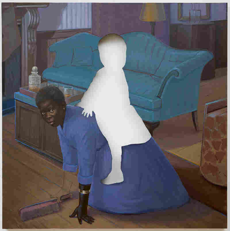 Titus Kaphar: Space To Forget