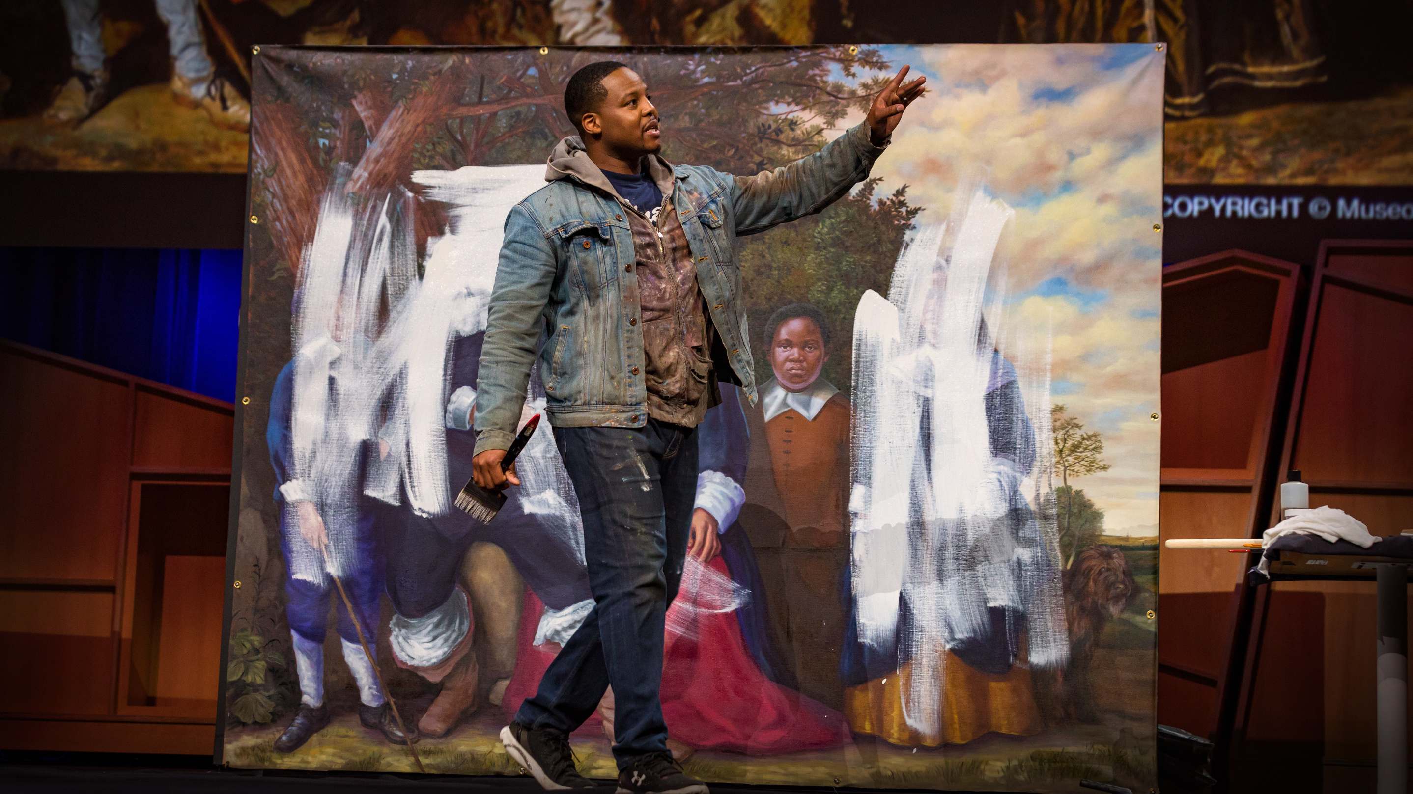 Image for Titus Kaphar: How Can We Address Centuries of Racism In Art? Article