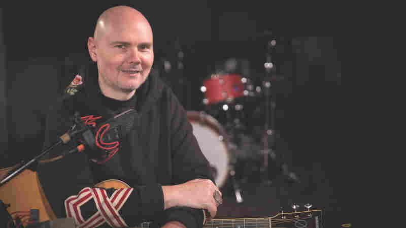 William Patrick Corgan On World Cafe