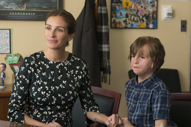 Julia Roberts Is Mom In 'Wonder,' And In Life : NPR