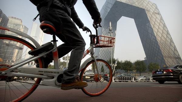 The Startup That s Helping Bring Bikes Back To China s Streets
