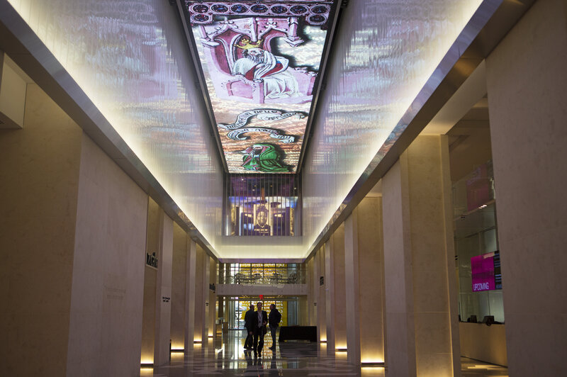 New Museum Invites Visitors To 'Engage' With The Bible : NPR