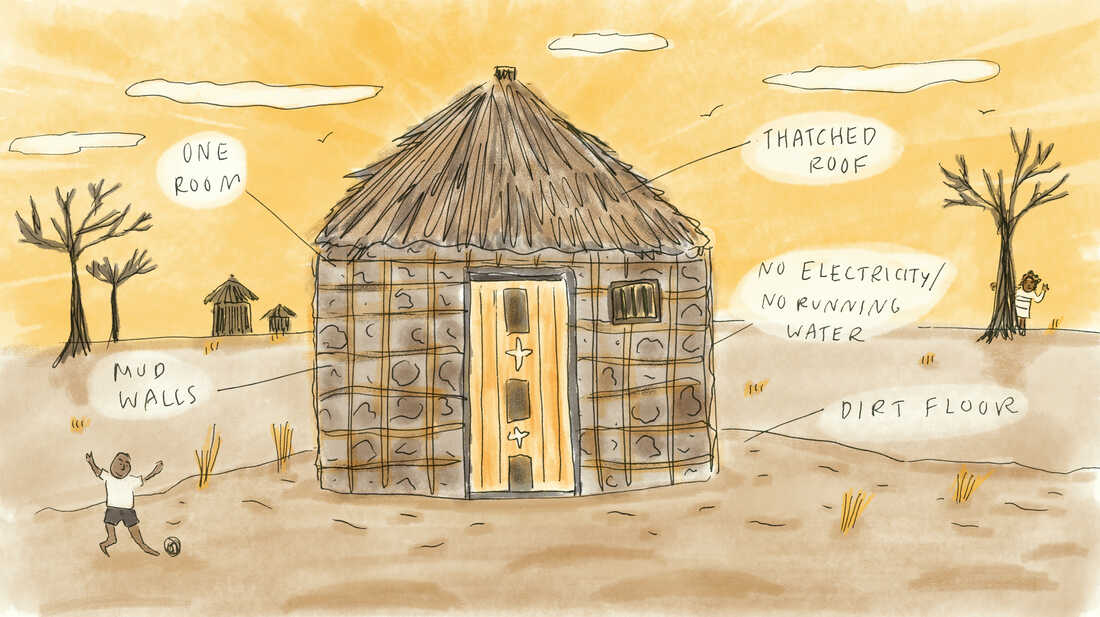 We asked Kenyans to describe some of the qualities of their country's huts. Here's what they said.