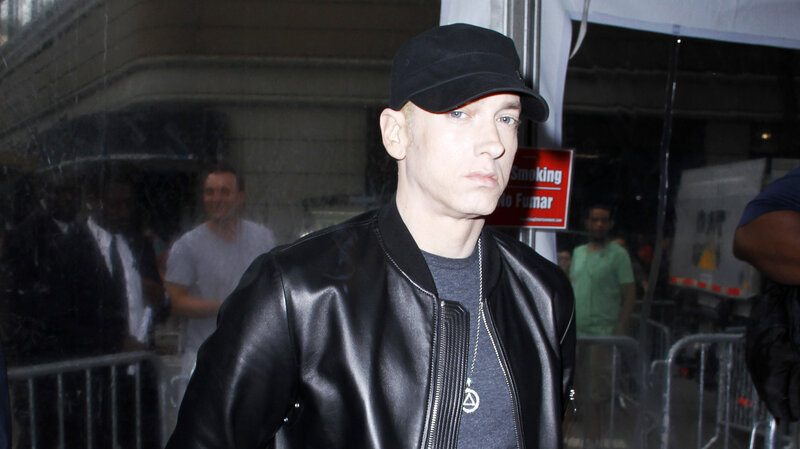 Eminem And Beyoncé Walk On Water All Songs Considered Npr