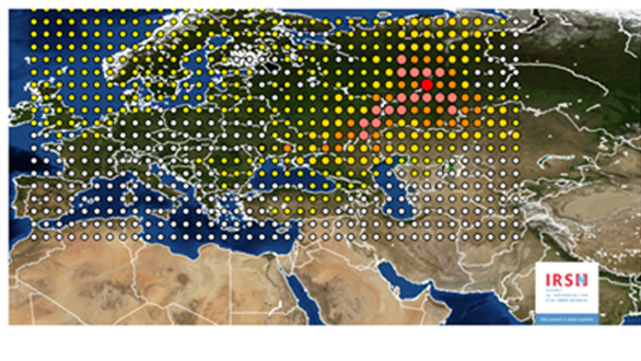Mysterious Radioactive Cloud Over Europe Hints At Accident Farther East