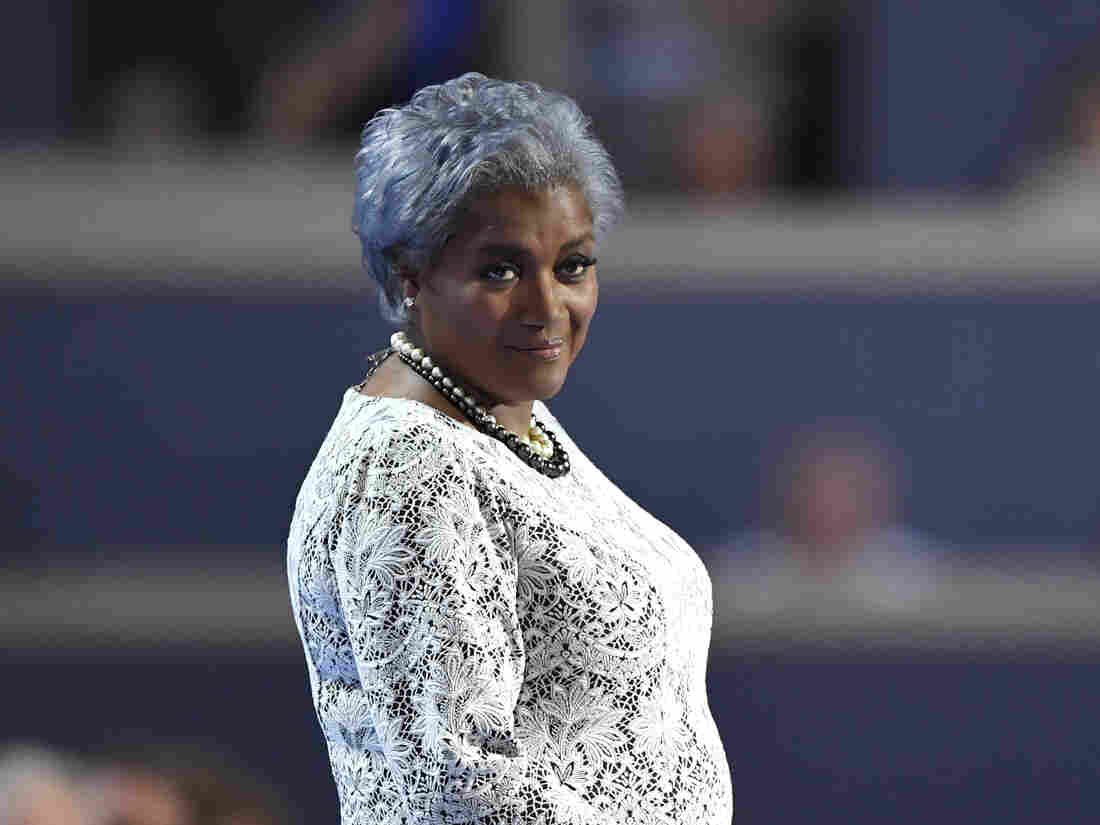 Donna Brazile Criticizes Clinton Camp In Campaign Memoir