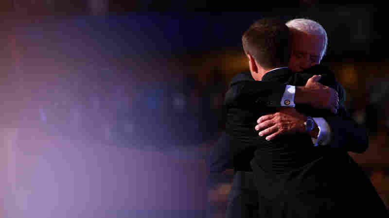 'Promise Me': Joe Biden On Loss, Grief And Recovery