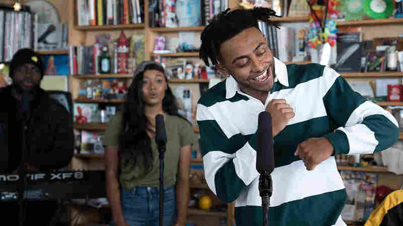 Aminé: Tiny Desk Concert