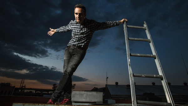 Jorge Drexler will be touring his new album in the U.S. in 2018.