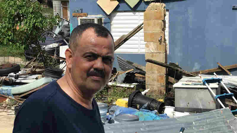 Thousands Of Puerto Ricans Are Still In Shelters. Now What?