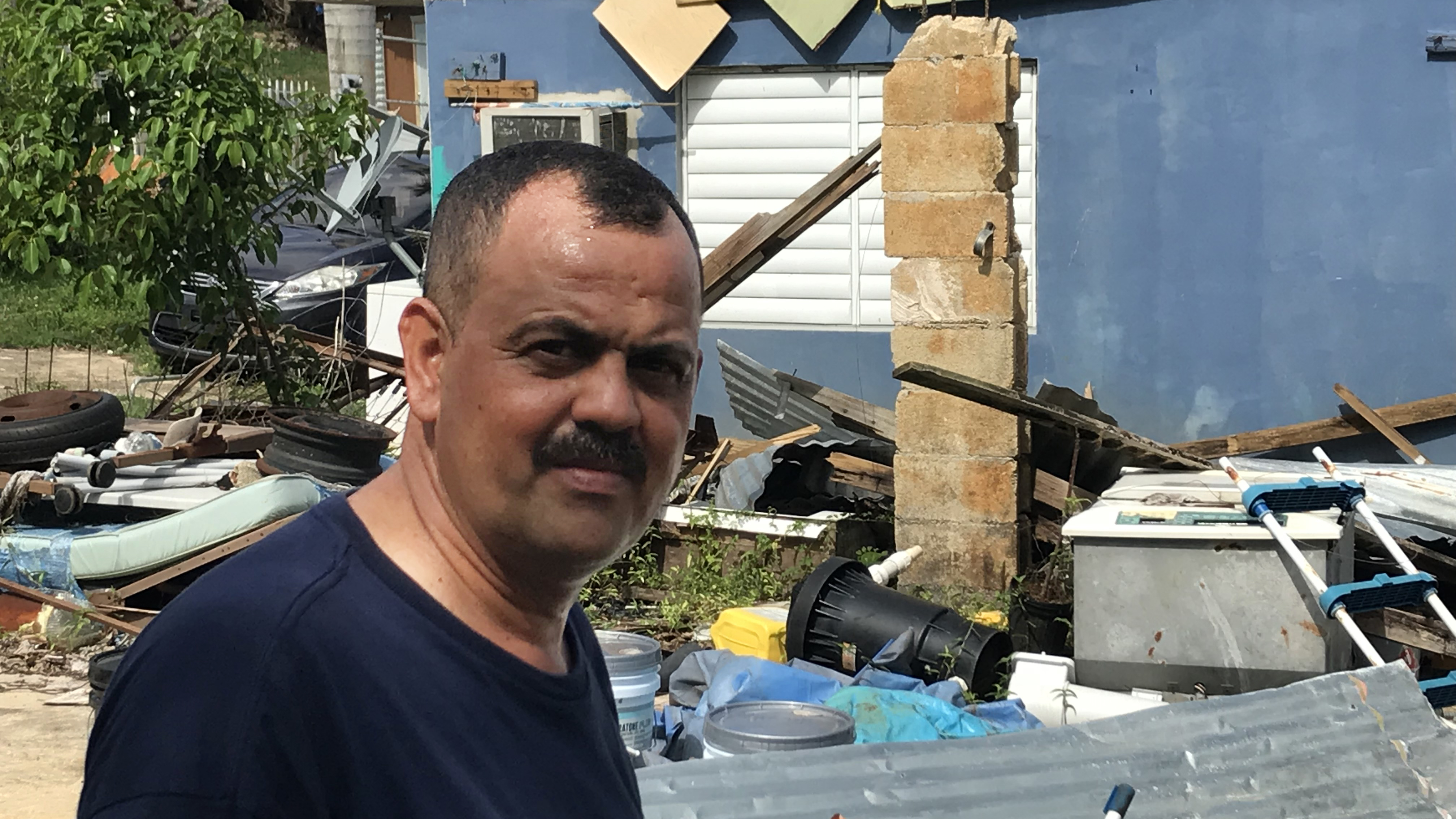 Image for Thousands Of Puerto Ricans Are Still In Shelters. Now What? Article