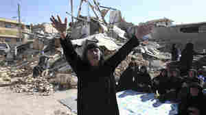 Iran Calls Off Search For Survivors In Quake-Struck Region