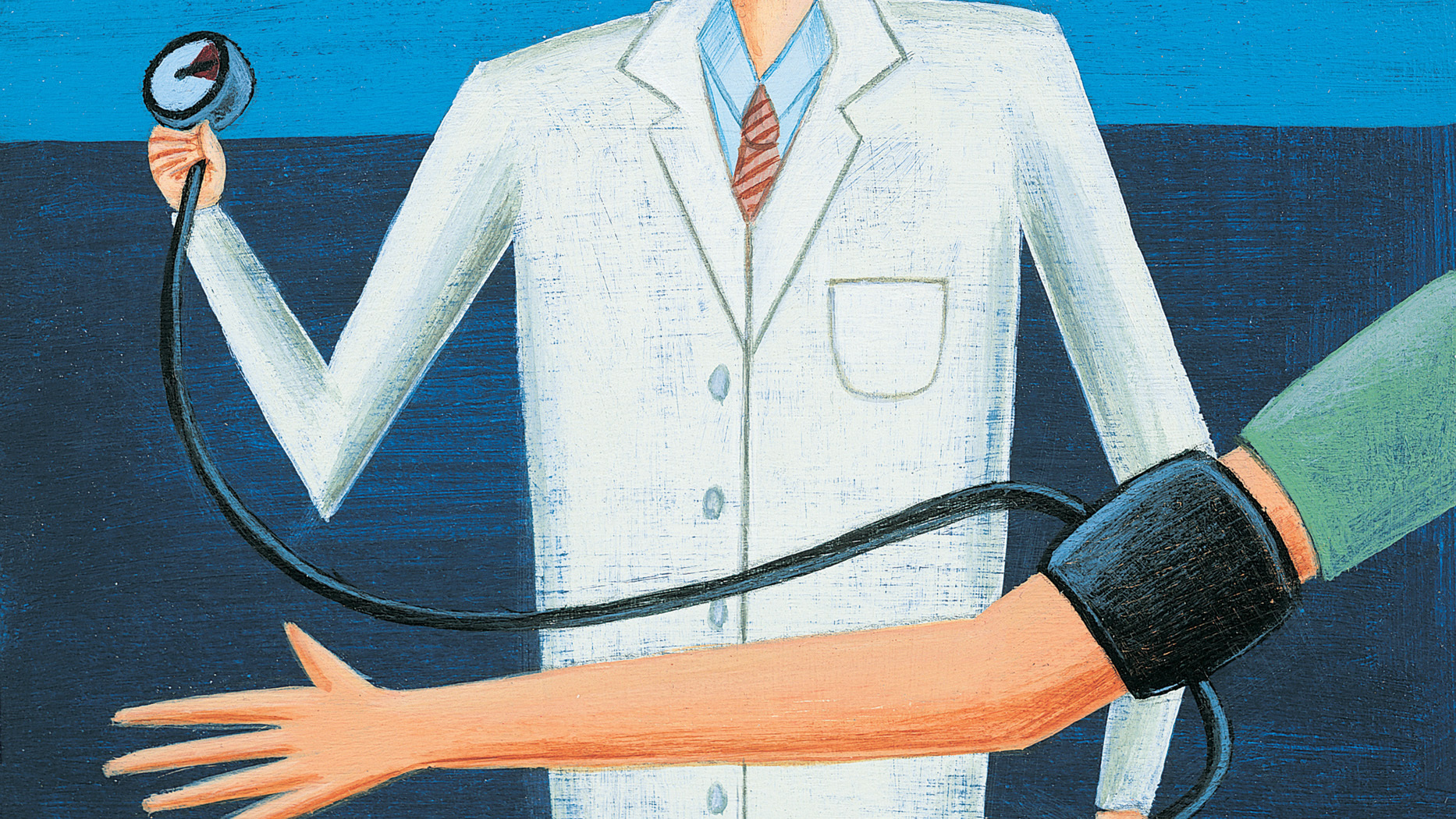 Image for With Stricter Guidelines, Do You Have High Blood Pressure Now? Article