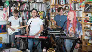 Now, Now: Tiny Desk Concert