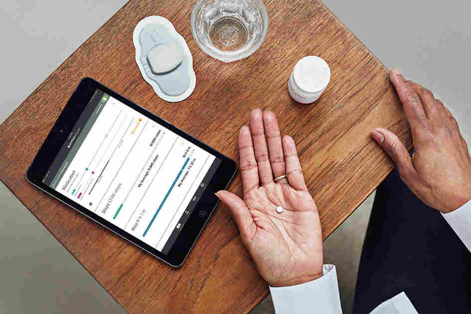 USA approves digital pill that tracks when patients take it