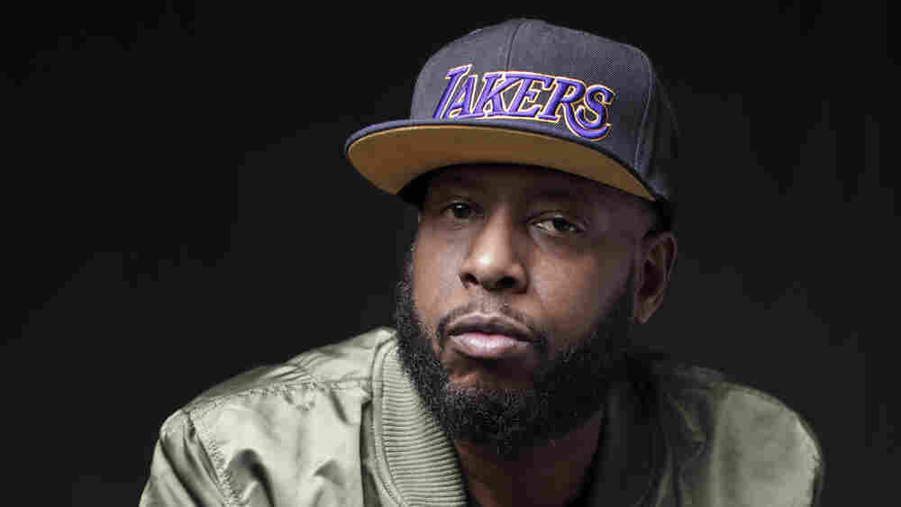 Talib Kweli Speaks Through 'Radio Silence'