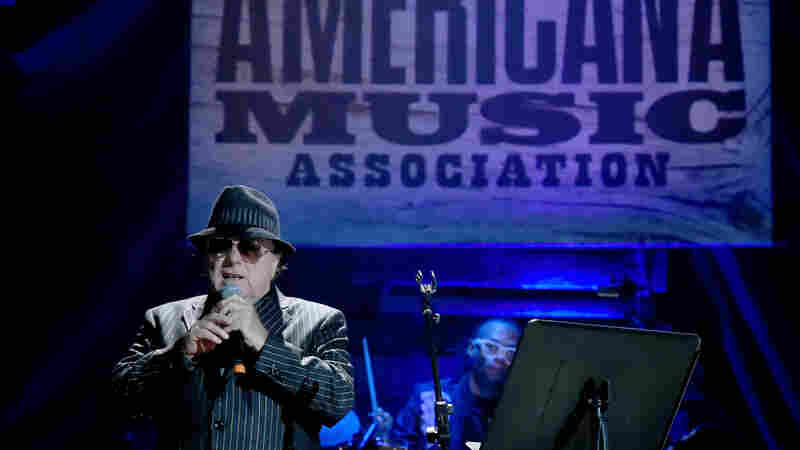 Watch Van Morrison Perform At The Americana Honors & Awards