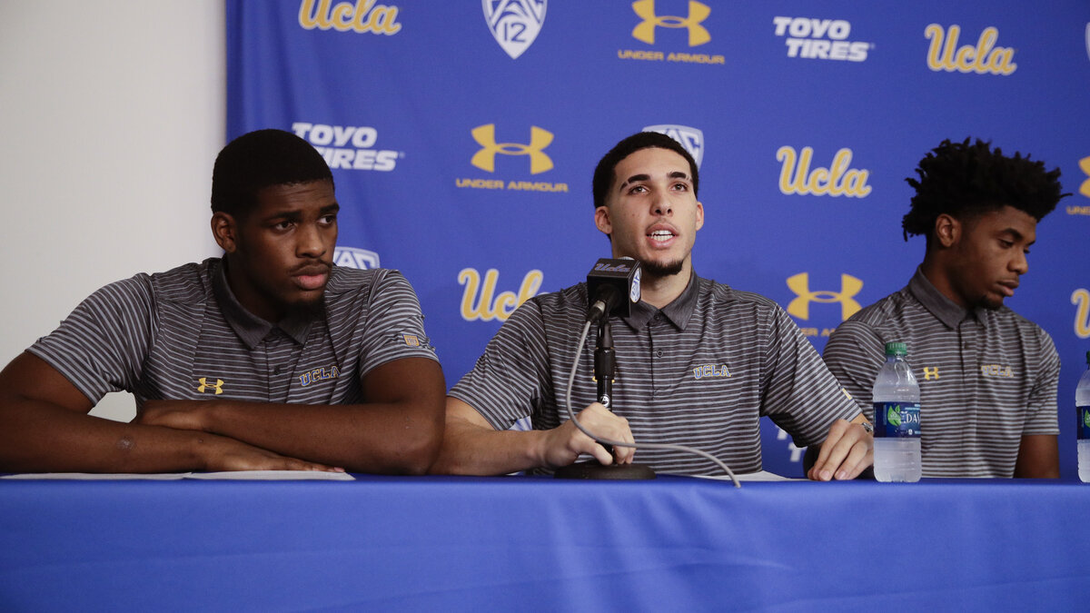 UCLA basketball players admit to shoplifting in China