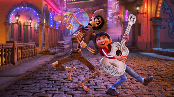 Mexico, Music And Family Take Center Stage In 'Coco'