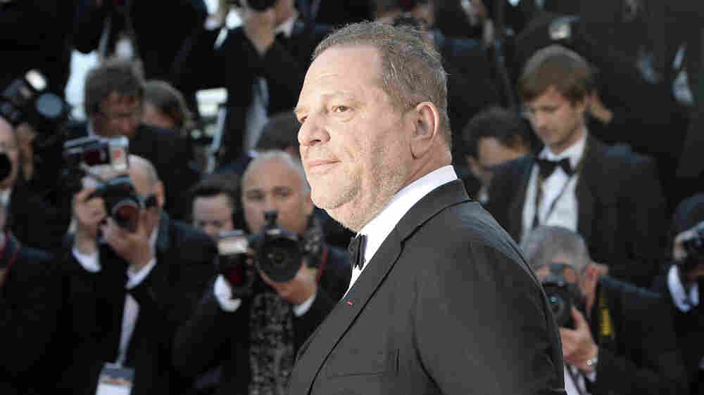 'Times' Reporters Describe How A Paper Trail Helped Break The Weinstein Story