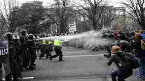 First Trials Begin For Those Charged Over Inauguration Day Rioting