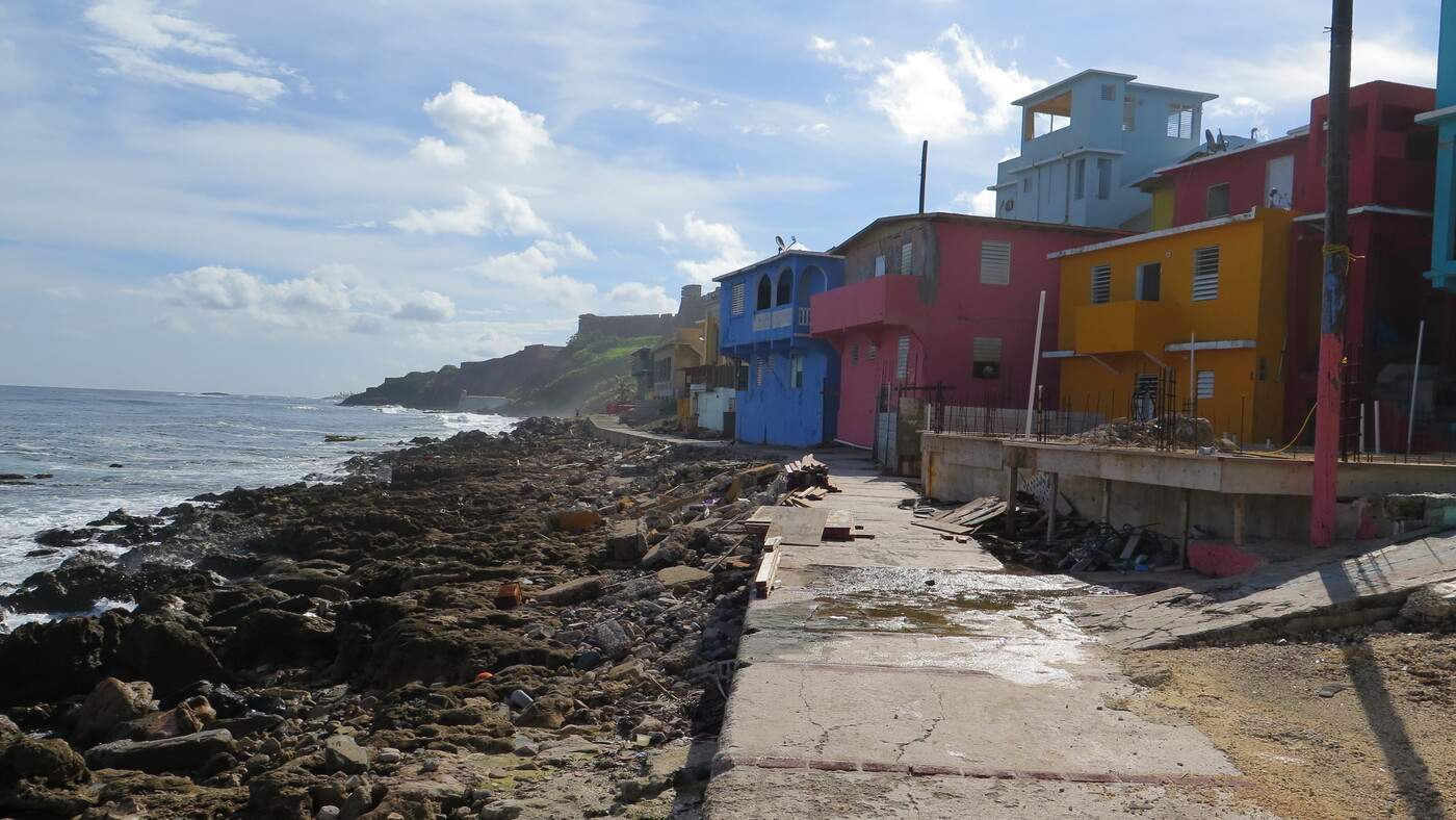 When Will Power Come Back To Puerto Rico Depends Who You Ask Npr Enlarged Version Electricity Usually Comes Our Homes From The