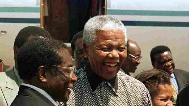 Nelson Mandela, Robert Mugabe And The Countries They Shaped