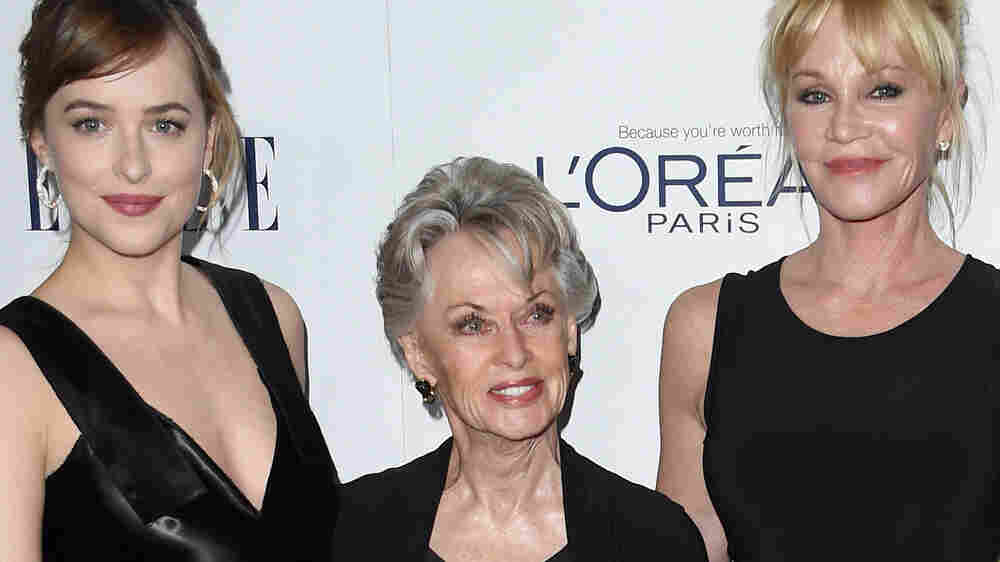 3 Generations Of Actresses Reflect On Hollywood, Harassment — And Hitchcock