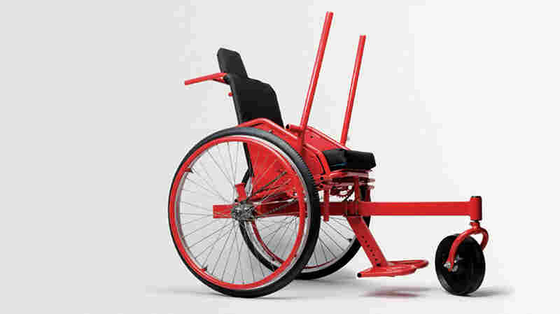 Amos Winter: How Do You Build An All-Terrain Wheelchair For The Developing World?