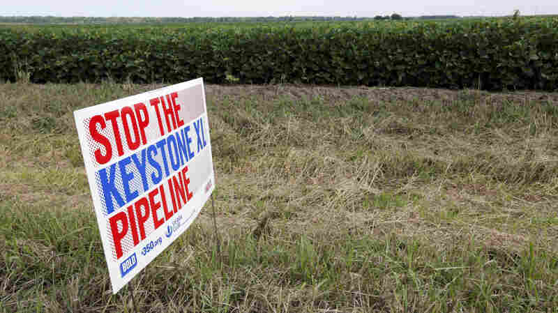Keystone Pipeline Oil Spill Reported In South Dakota
