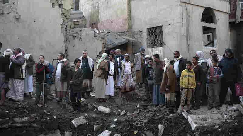 Saudi Arabia Faces Pressure To End Blockade As Crisis Worsens In Yemen