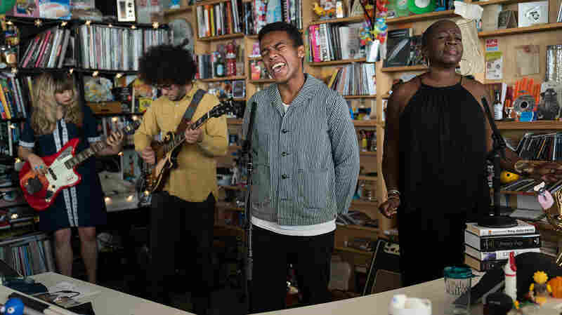 Benjamin Booker: Tiny Desk Concert